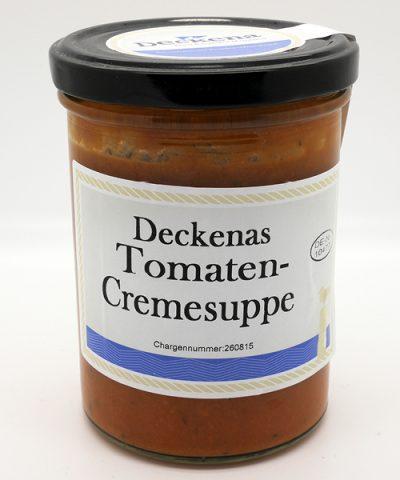 Deckenas Tomaten Cremesuppe